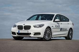 BMW Power eDrive, demonstrator. (11/2014)