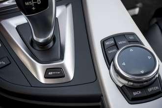 BMW 3 Series Plug-in hybrid prototype. (11/2014)