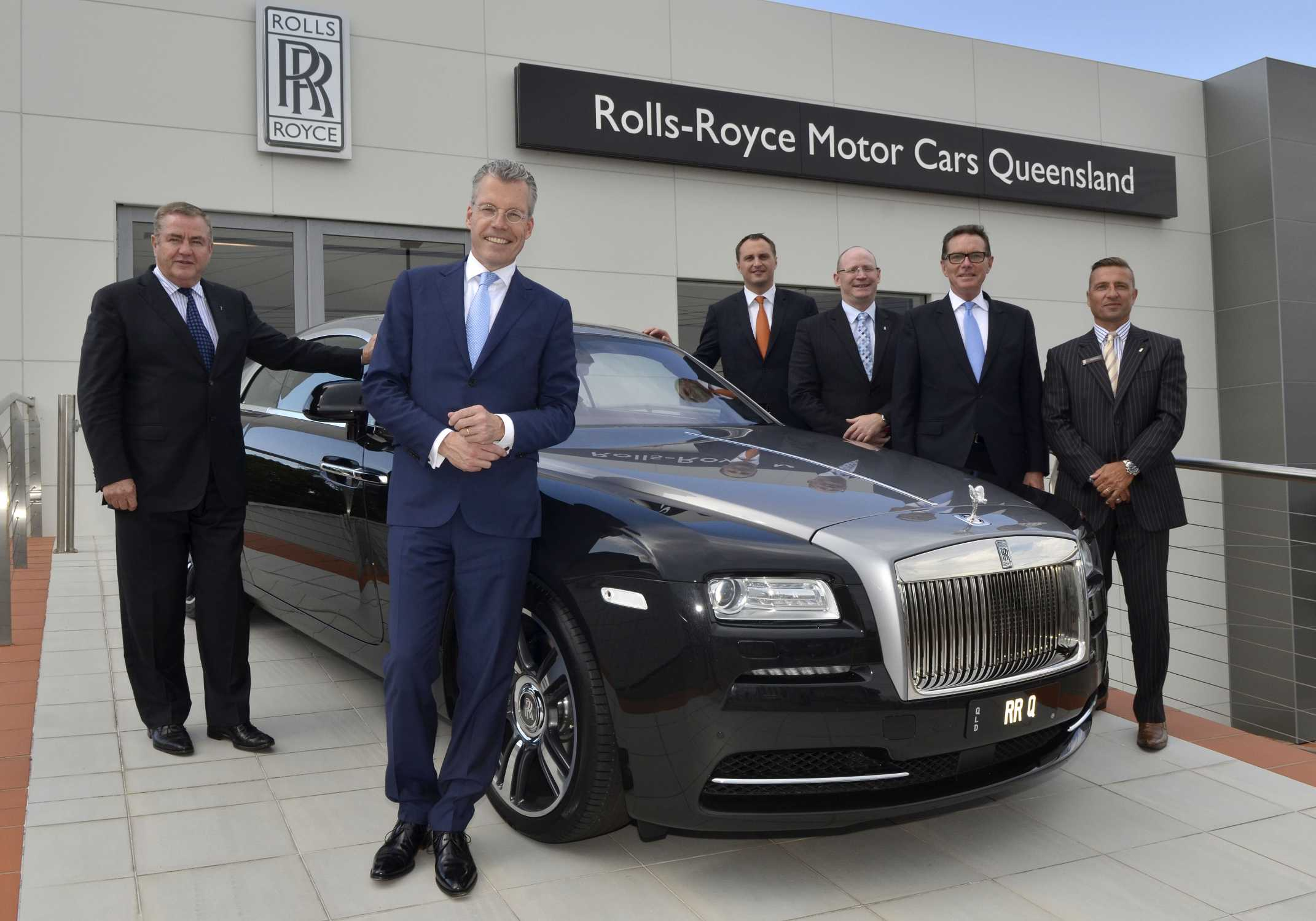 Rolls Royce Motor Cars Chooses Queensland S Gold Coast As Location For Third Australian Showroom