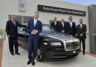 Rolls-Royce Motor Cars PressClub · Articles · Asia Pacific