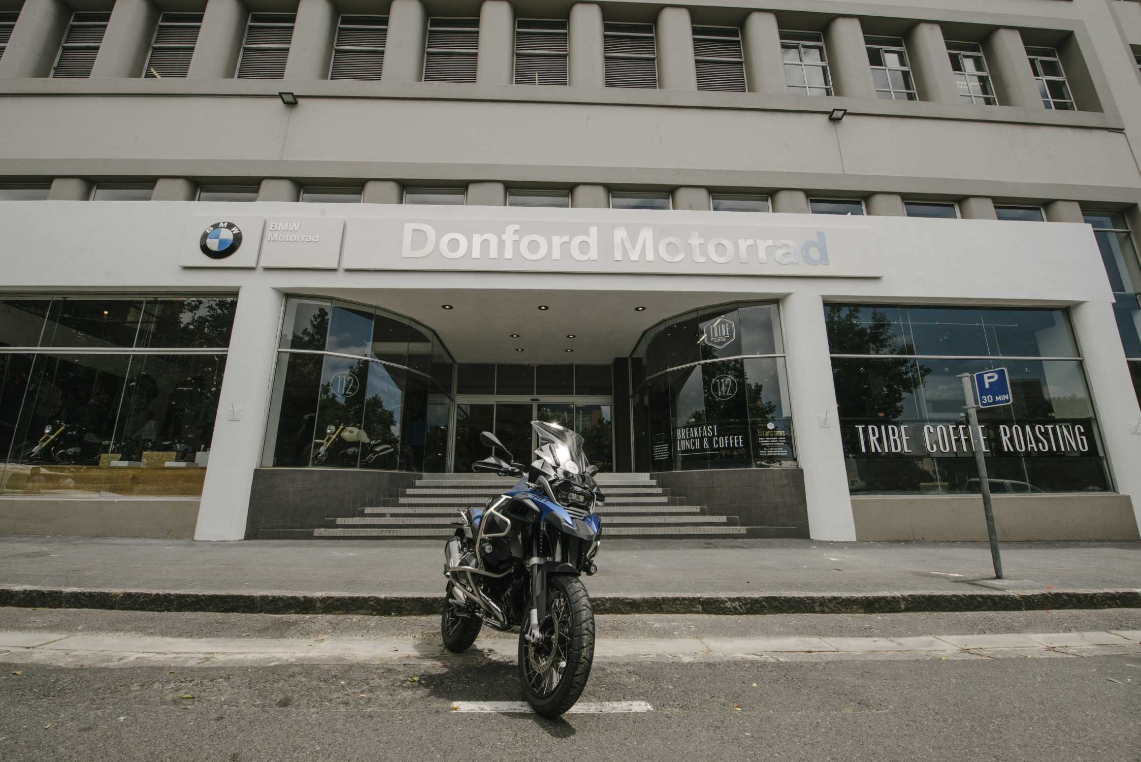 New Bmw Motorrad Brand Flagship Store Launches In Cape Town South