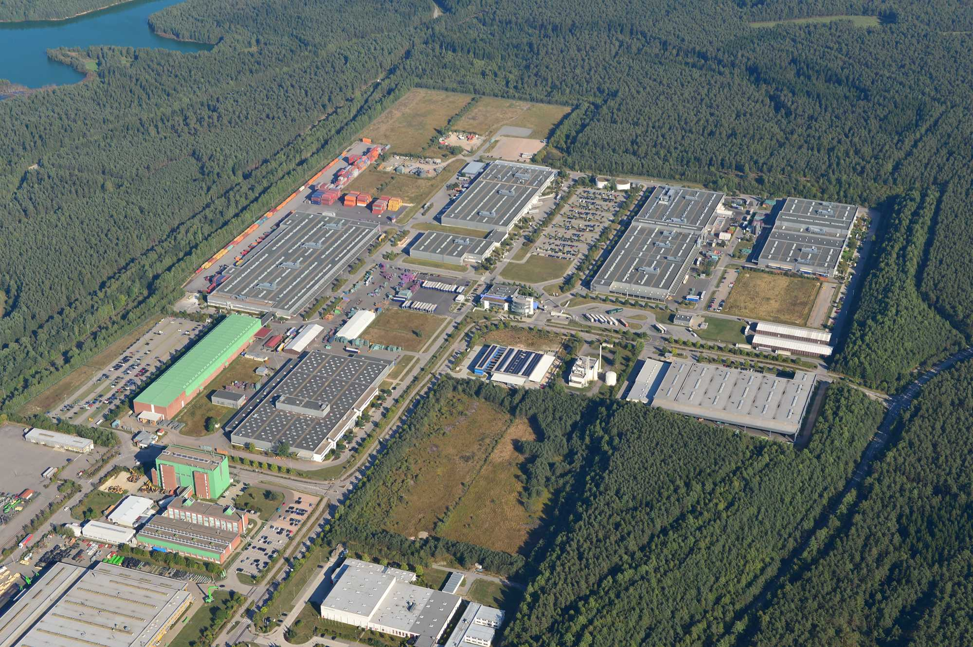 Bmw Werk Wackersdorf