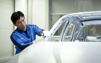 BMW Brilliance Automotive (BBA), Werk Tiexi/Shenyang, China - Fahrzeugmontage (12/2014)