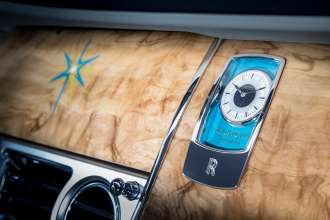 ROLLS-ROYCE MOTOR CARS REVIEWS A YEAR OF BEAUTIFUL BESPOKE CARS AS IT UNVEILS THE SUHAIL COLLECTION