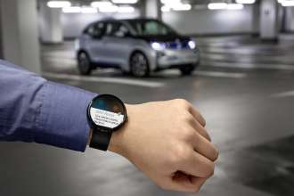 BMW i Connected Mobility (01/2015)
