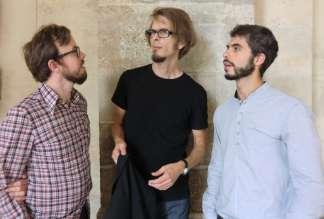 FAT (Fabulous Austrian Trio). (01/2015)