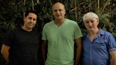 Michel Sajrawy Trio. (01/2015)