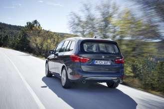 The new BMW 220d xDrive Gran Tourer (02/2015)
