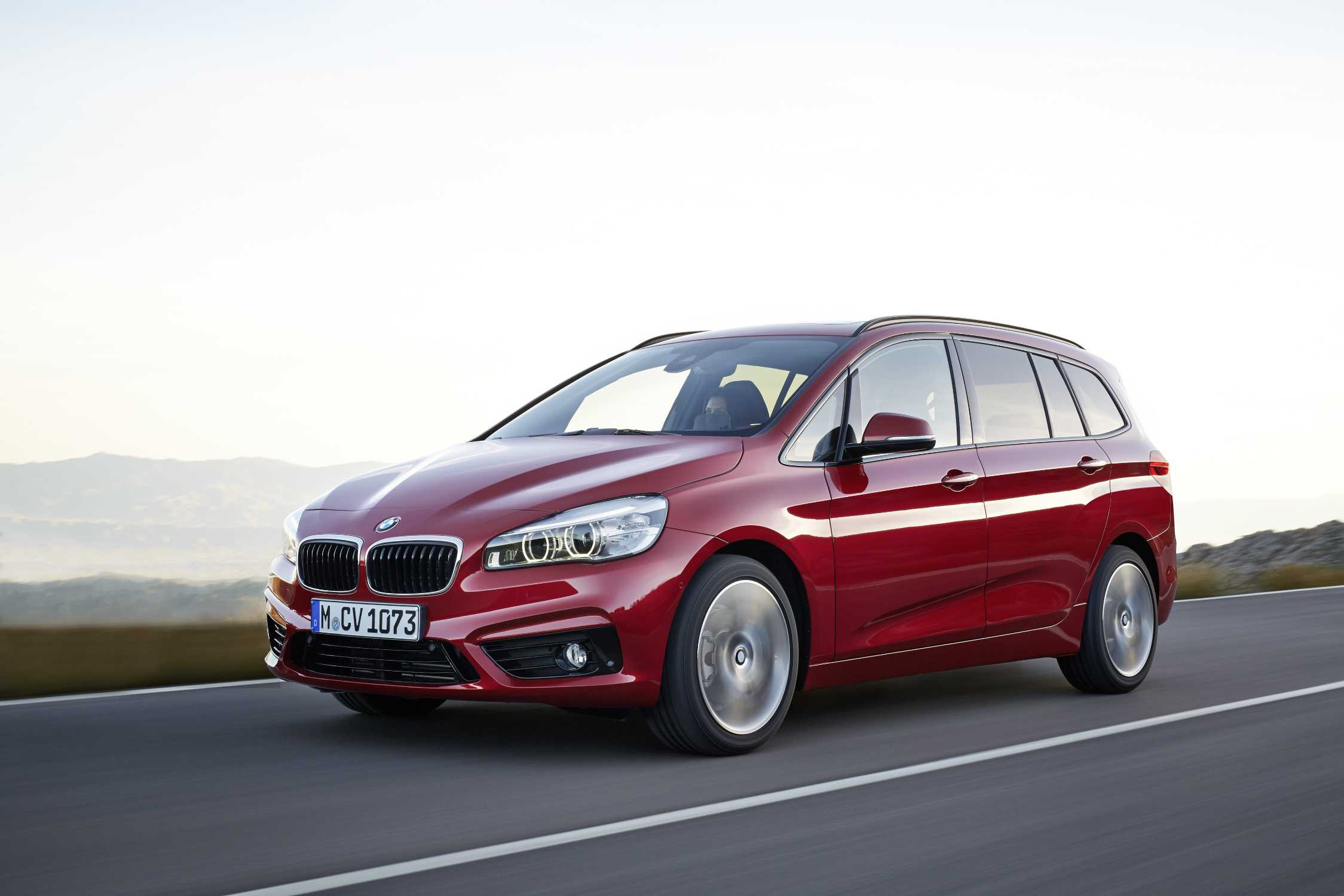 The New Bmw 216i Gran Tourer Now Available In Singapore