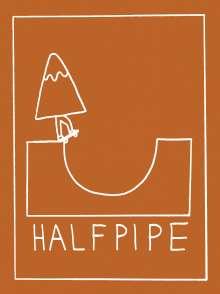 Exemplary piste signage by Geoff McFetridge. (01/2015)