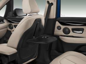 The new BMW 2 Series Gran Tourer, Interior, Folding table  (02/2015)