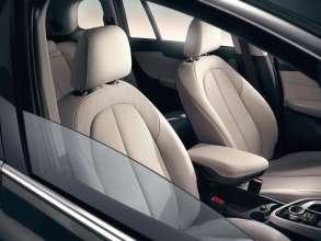 The new BMW 2 Series Gran Tourer, Interior (02/2015)