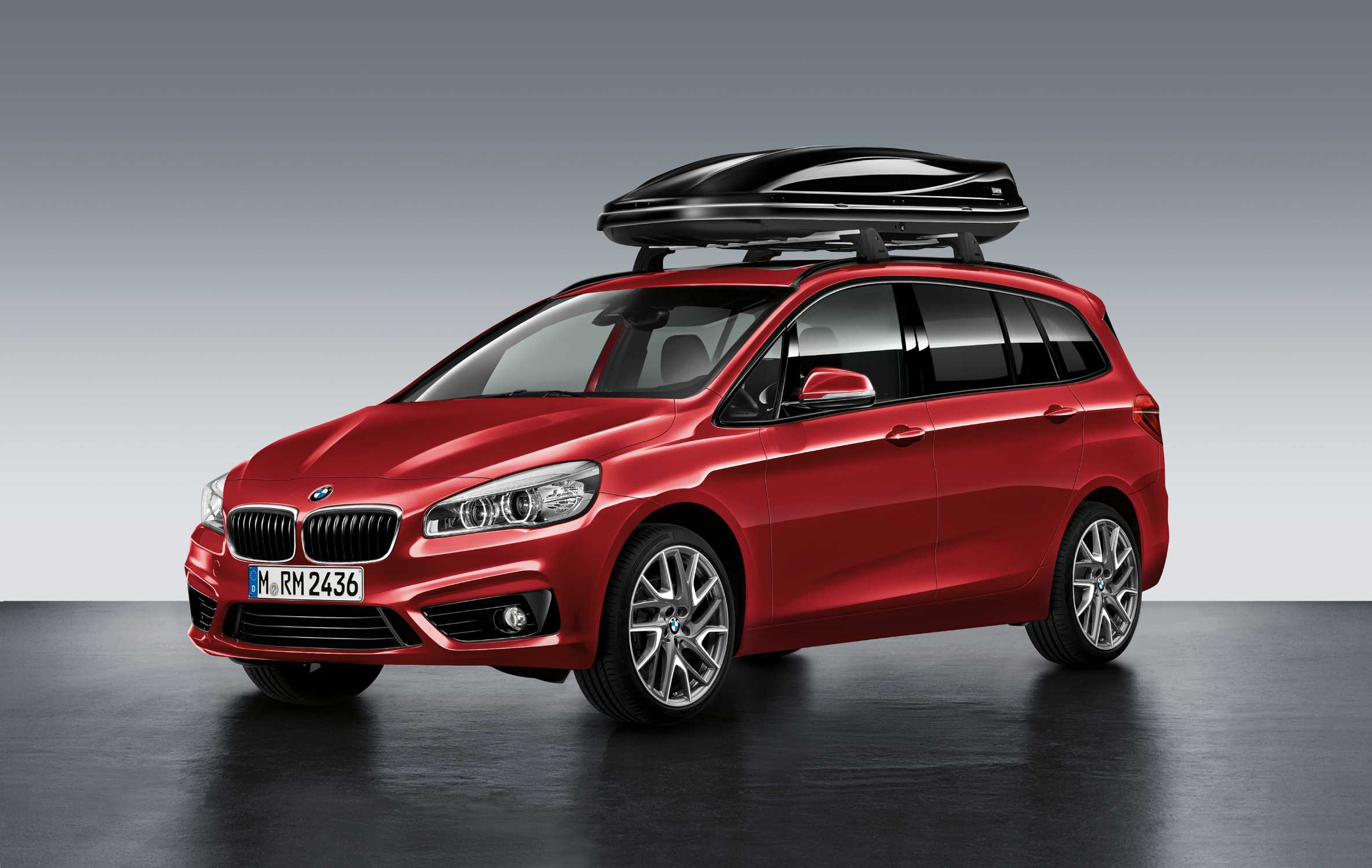 bmw 2 series gran tourer accessories bmw roof box 460. Black Bedroom Furniture Sets. Home Design Ideas