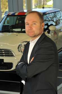 Jochen Goller, as of 1 March 2015 Senior Vice President Sales and Marketing BMW Brilliance Joint Venture China (01/2015).