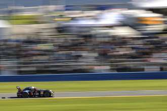 21.01.2015 to 25.01.2015, Tudor United Sportscar Championship 2015, Rolex 24 at Daytona, Daytona International Speedway, Daytona Beach, FL. (USA). John Edwards (USA), Lucas Luhr (DEU), Jens Klingman (DEU), Graham Rahal (USA), No 24, BMW Team RLL, BMW Z4 GTE. This image is Copyright free for editorial use © BMW AG