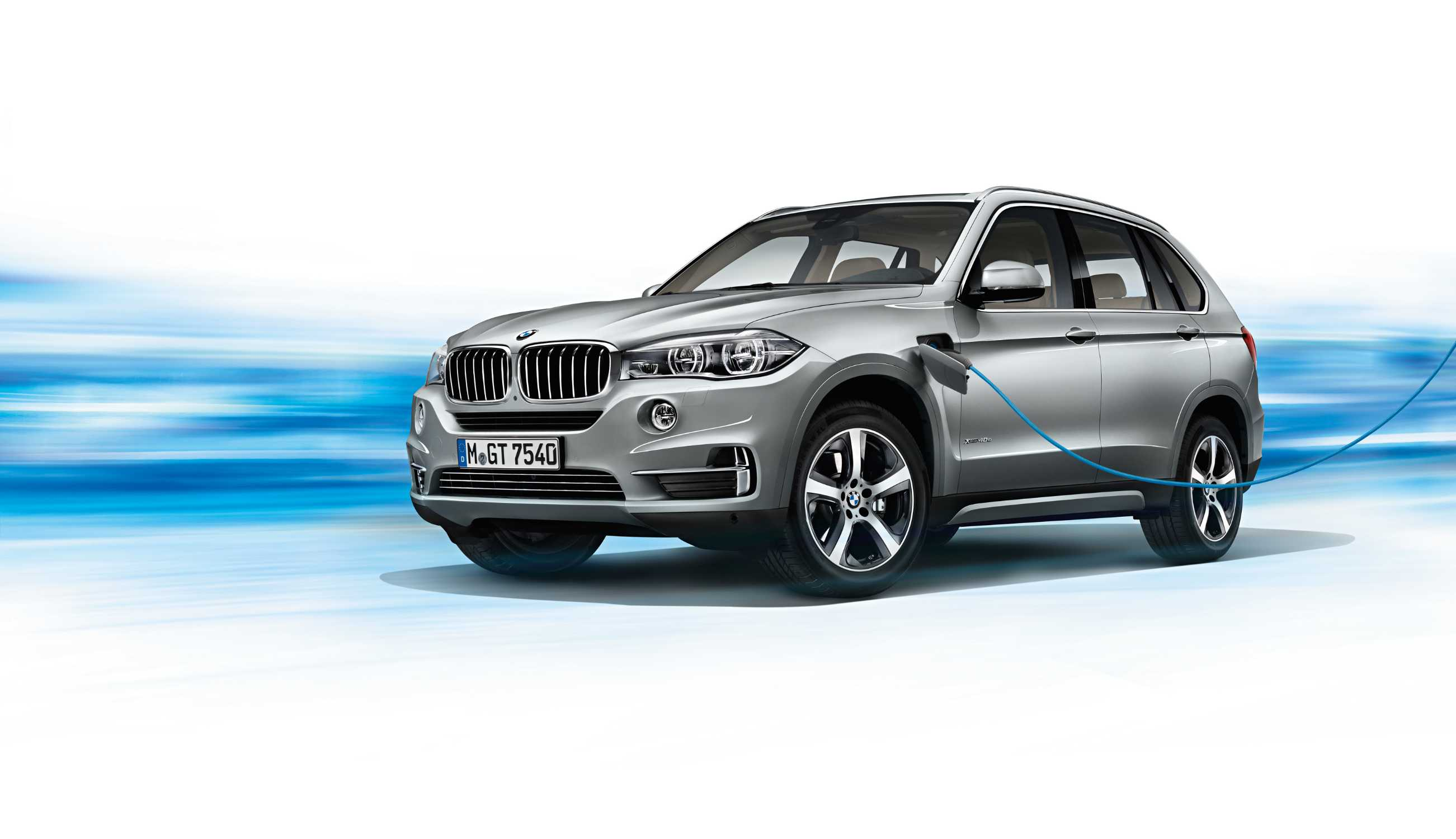 The Bmw X5 Xdrive40e