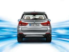 The new BMW xDrive40e.