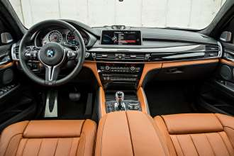 Power Play The New Bmw X5 M And The New Bmw X6 M