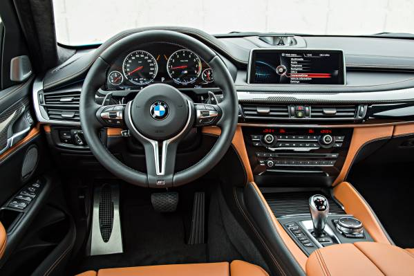 2011 X6 Interior 2013 Bmw X6 New Car Review Featured Image