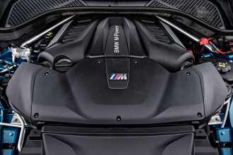 Der neue BMW X6 M. On Location. Interieur (01/2015).