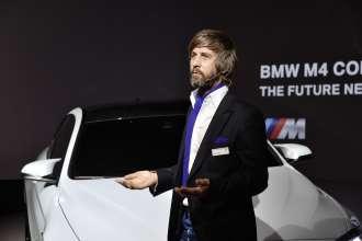 BMW M4 Concept Iconic Lights@CES 2015, Thomas Binder, Design Exterior Lights (02/2015)