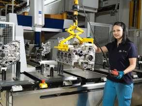 BMW Werk Steyr, Mechanische Fertigung (01/2015)