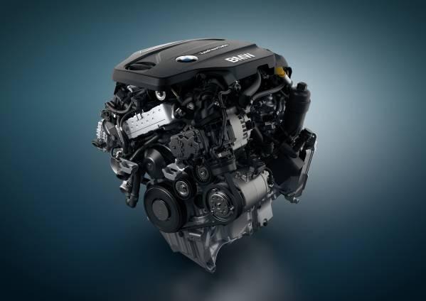 BMW Werk Steyr, Neue BMW Baukastenmotoren 4-Zylinder ...