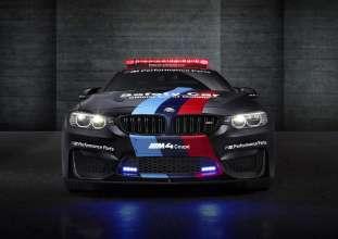 BMW M4 MotoGP Safety Car. (02/2015)