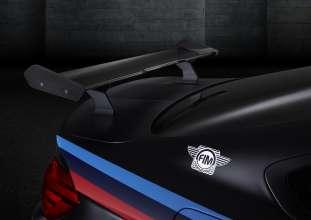 BMW M4 MotoGP Safety Car. Exterieur. Carbon-Heckflügel (02/2015)