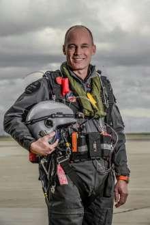Bertrand Piccard, Initiator, Chairman und Pilot von Solar Impulse (02/2015)