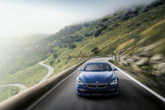 The New BMW ALPINA B6 xDrive Gran Coupe. (02/2015)