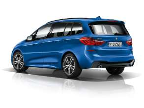 BMW 2 Series Gran Tourer 220d xDrive with M Sport package (02/2015)