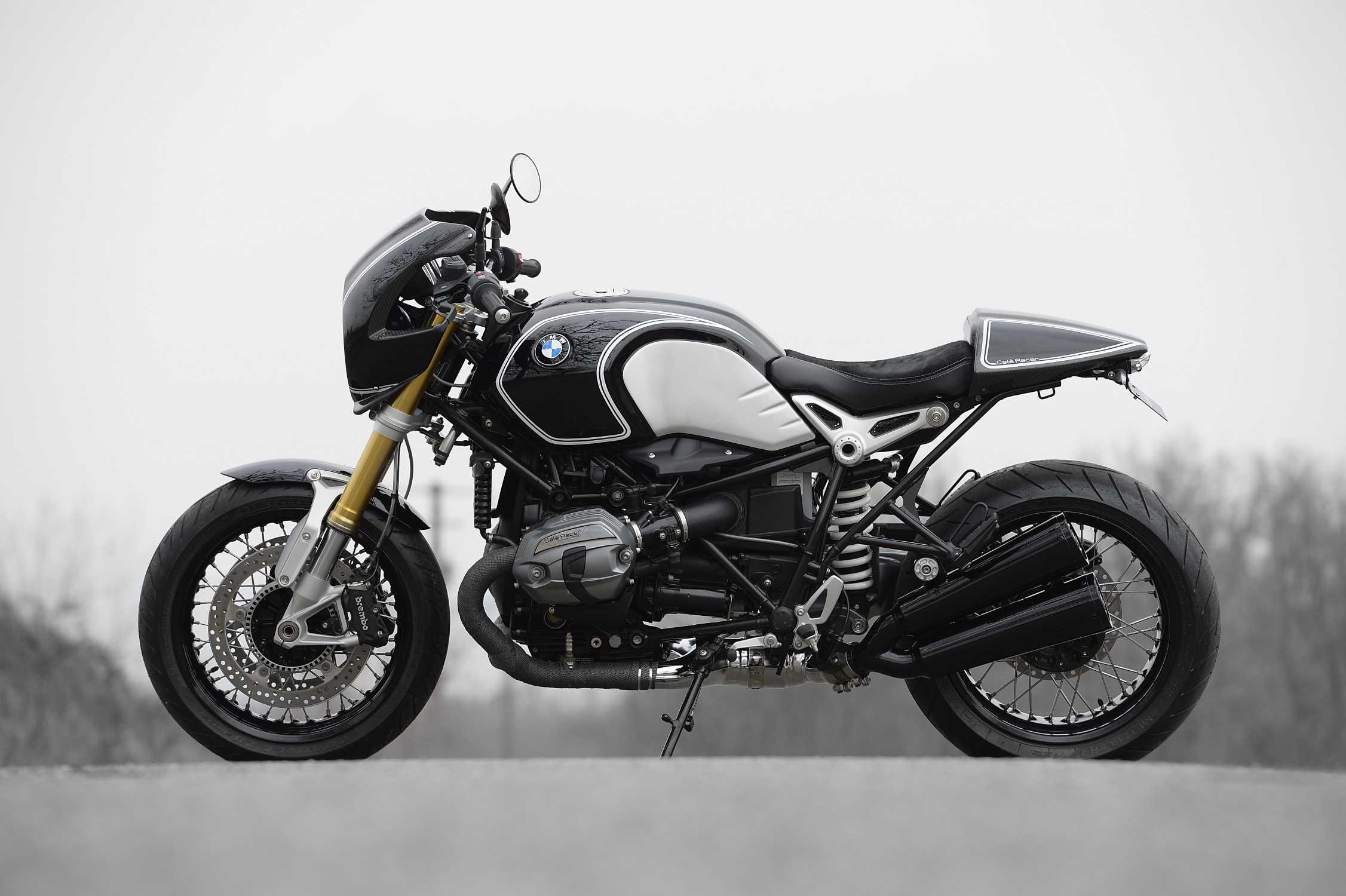 Bmw Moto Cafe Racer Nueva