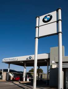 BMW Group Werk Rosslyn (02/2015).