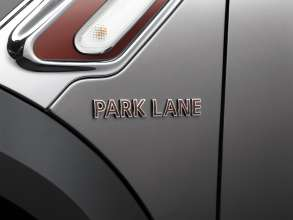 MINI Countryman Park Lane. (03/2015)