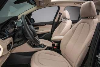 The new BMW 2 Series Gran Tourer: Studio shoots - Interior (02/2015).