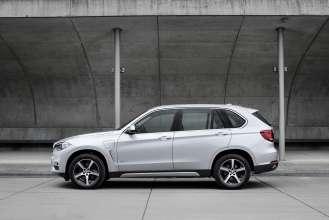 The new BMW X5 xDrive40e.
