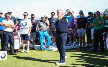 6. März 2015 - BMW Golf Cup International Weltfinale, Sydney - Colin Montgomerie. © BMW AG (3/2015).