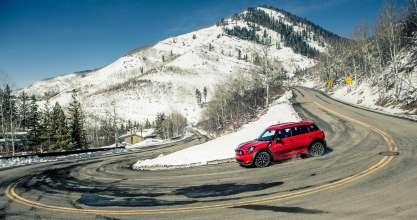 2015 Burton US Open Snowboarding Championships presented by MINI. Photo Credit: Lorenz Holder.