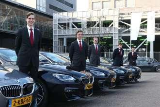 TEFAF Maastricht: BMW VIP Shuttle Service. (c) BMW AG (03/2015)