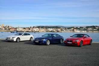 The new BMW 6 Series model range. (03/2015)