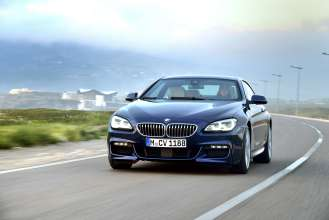 The new BMW 6 Series Coupé. (03/2015)