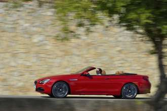 The new BMW 6 Series Convertible. (03/2015)
