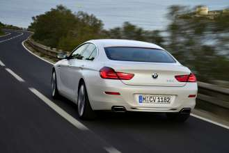 The new BMW 6 Series Gran Coupé. (03/2015)