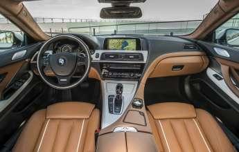The new BMW 6 Series Gran Coupé. (03/2015)