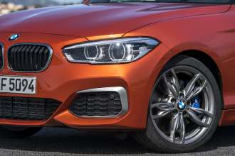 The new BMW M135i. (03/2015)