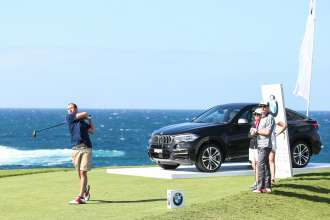BMW Golf Cup International Weltfinale, Sydney - Team Austria (03/2015)