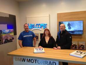 BMW Motorrad USA Welcomes BMW Motorcycles of Lynnwood to Dealer Network. (03/2015)
