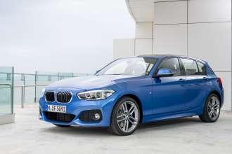 BMW 1er Modell M Sport. (03/2015)