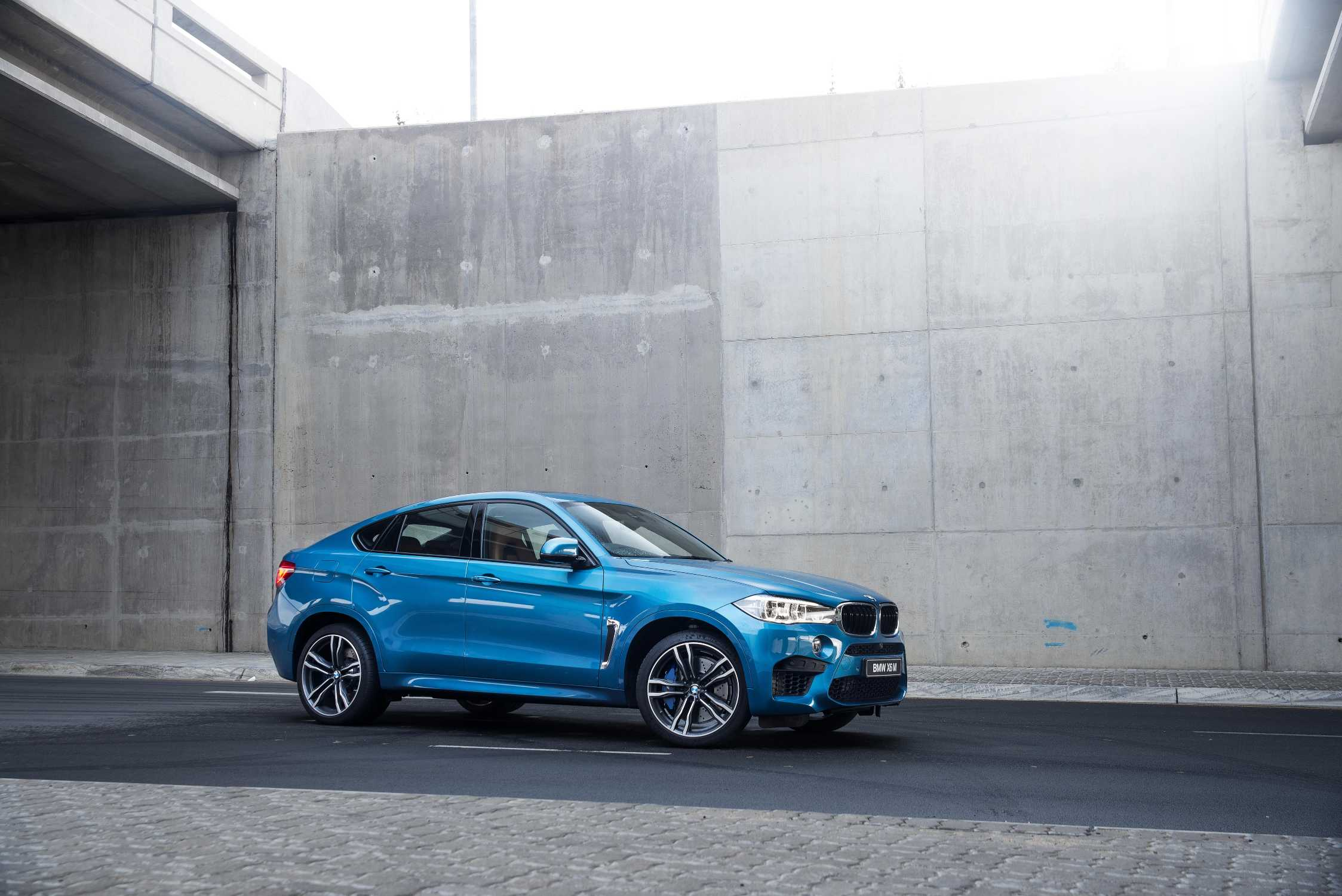 The New Bmw X6 M Now Available In South Africa